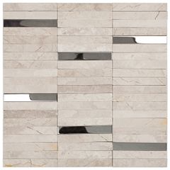 PASTILHA-GLASS-MOSAIC-MR21-MARMORE-GREY-WOOD-ACO-INOX-305X305