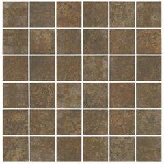 Acessorio-Ceramico-Incepa-para-Piso-e-Parede-Mosaico-Oxi-Ruddy-Acetinado-33x33