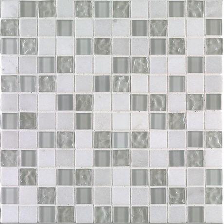 Acessorio-para-Parede-Roca-Malla-Dresden-Carrara-Blanco-Brilhante-30x30