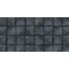 Ladrilho-Ceramico-Santa-Bossa-Nova-Black-Acetinado-com-Relevo-25x25