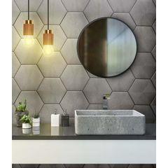 Revestimento-Ceramico-Ceral-Hexagonal-Connect-Grey-Brilhante-228