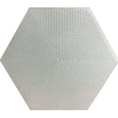 Revestimento-Ceramico-Ceral-Hexagonal-Connect-Soft-Grey-Brilhante-228