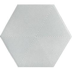 Revestimento-Ceramico-Ceral-Hexagonal-Connect-White-Brilhante-228-